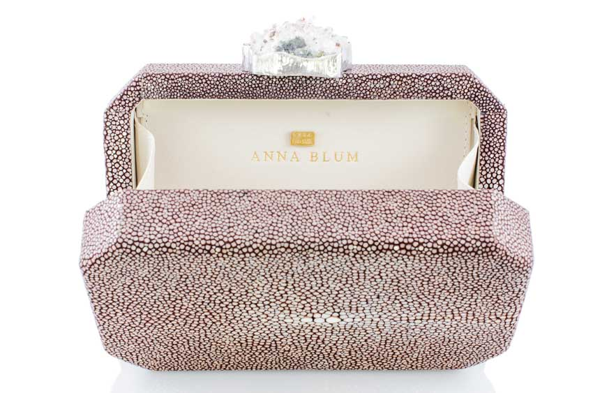 ANNA BLUM_ANDAMEE_MINAUDIERE CLUTCH_Brown with Chrystal_3