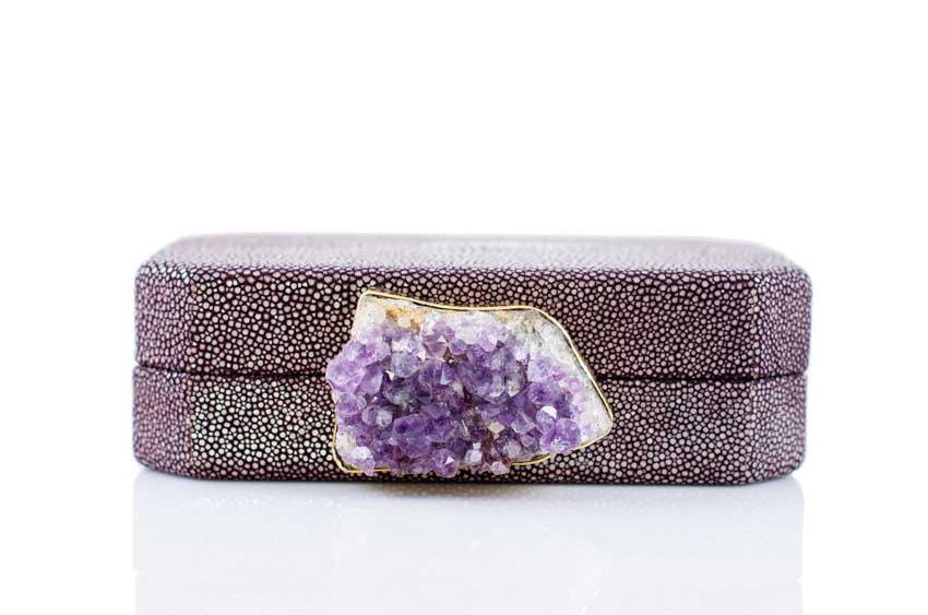 ANNA BLUM_ANDAMEE_MINAUDIERE CLUTCH_Plum with Amethyst_2
