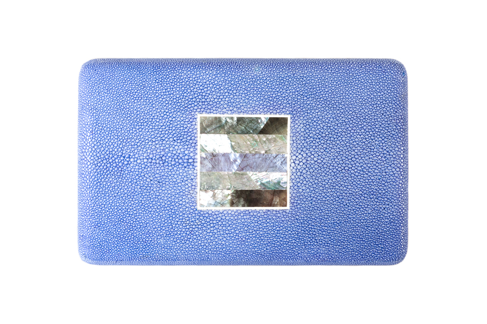 ANNA BLUM_Box_Blue_Shell Inlay_top view