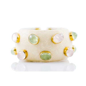 ANNA BLUM_CABAROQUE_CUFF BRACELET_Ivory_no pearls_TB