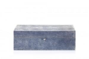 ANNA BLUM_Watch Box_Denim Blue